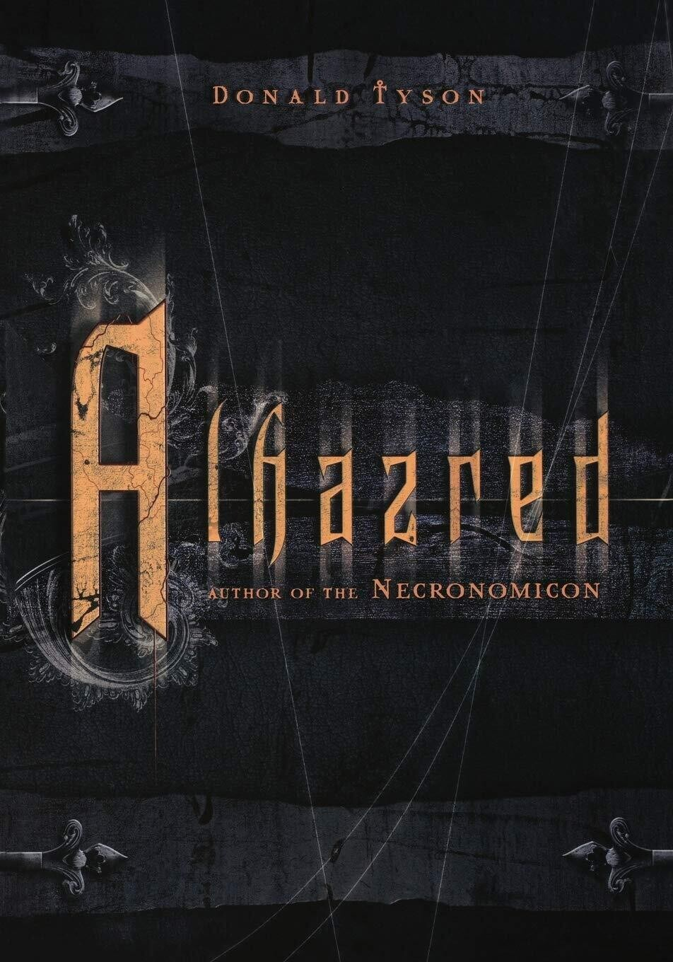 Alhazred by Donald Tyson