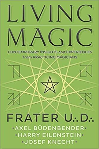 Living Magic by Frater U.D.