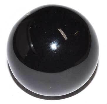 40mm Obsidian Sphere