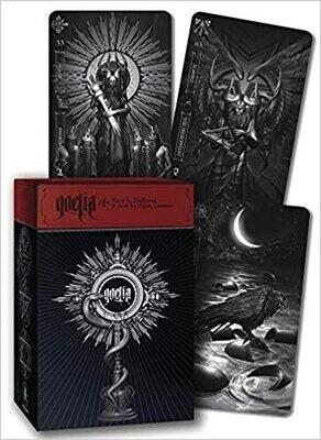 Goetia Tarot in Darkness