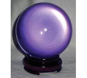 Alexandrite Gazing Ball 80mm
