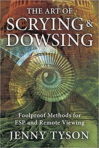 The Art of Scrying & Dowsing by Jenny Tyson