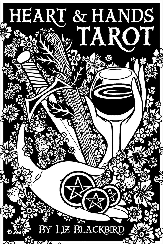 Heart & Hands Tarot by Liz Blackbird