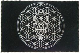 Kabbalah Tree of Life Geometric Mat