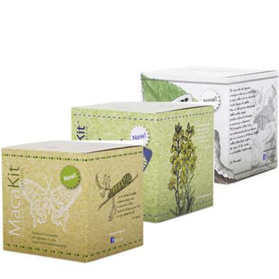 Kombi-Paket MacaKit + ButterflyKit + Bombyx