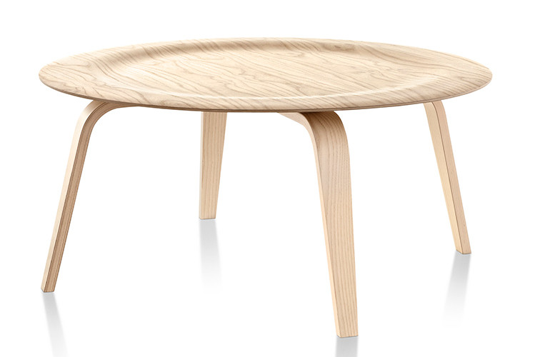 Herman Miller® Eames® Molded Plywood Coffee Table Wood Base