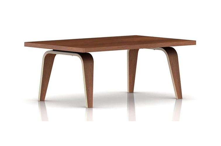 Herman Miller® Eames® Rectangular Coffee Table Veneer Top