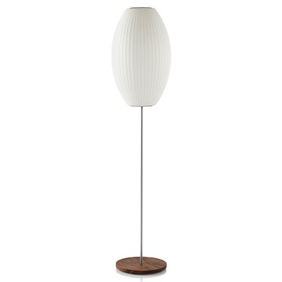 Herman Miller® Nelson® Cigar Lotus Floor Lamp