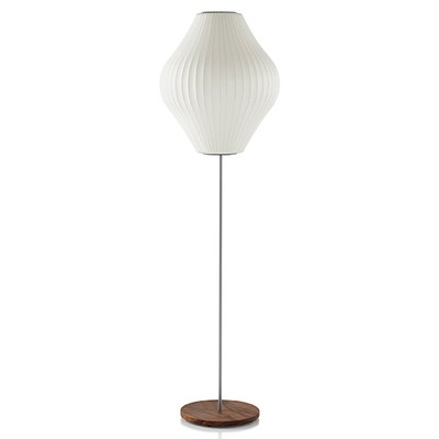 Herman Miller® Nelson® Pear Lotus Floor Lamp