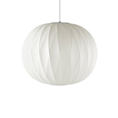 Herman Miller® Nelson® Ball Crisscross Suspension Light