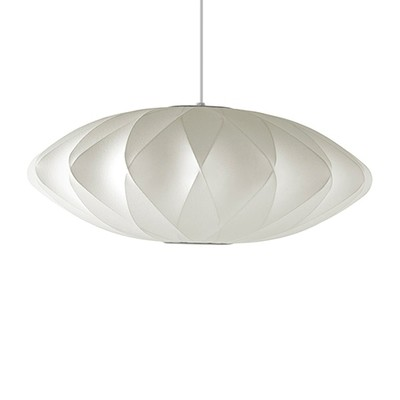 Herman Miller® Nelson® Crisscross Bubble Saucer Suspension Lamp