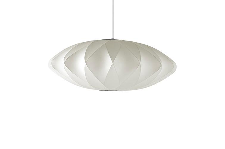 Herman Miller® Nelson® Crisscross Bubble Saucer Suspension Lamp