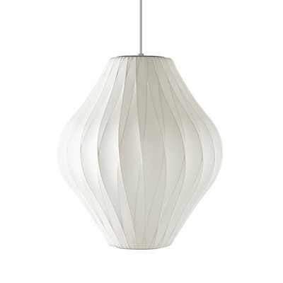 Herman Miller® Nelson® Crisscross Bubble Pear Suspension Lamp