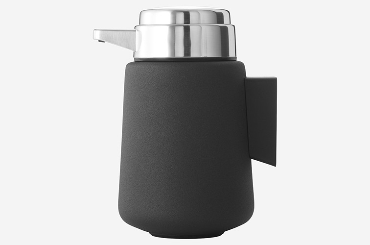 Vipp Soap Dispenser with Wall Mount