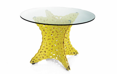 Knoll Topiary Dining Table