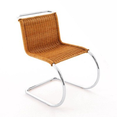 Knoll MR Chair - Rattan