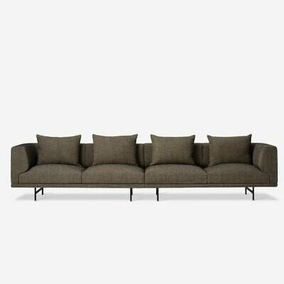 Vipp Chimney sofa, 4-seater