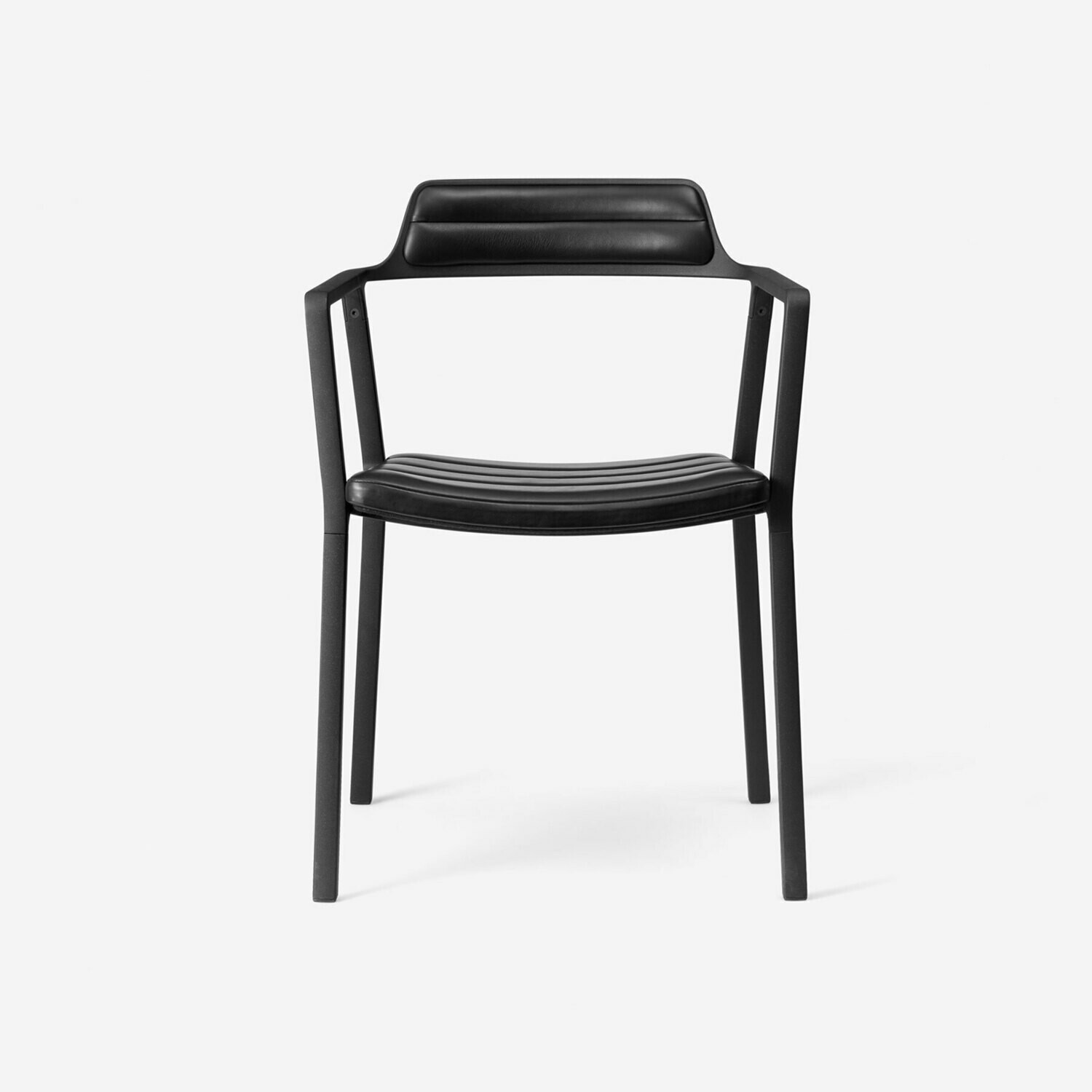 Vipp Chair w/ leather