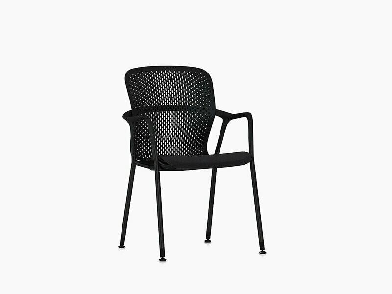 Herman Miller Keyn Chair 4-Leg Base