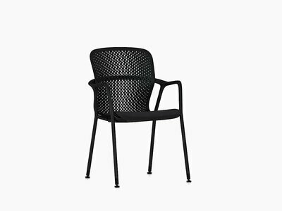 Herman Miller Keyn Chair 4-Leg Base