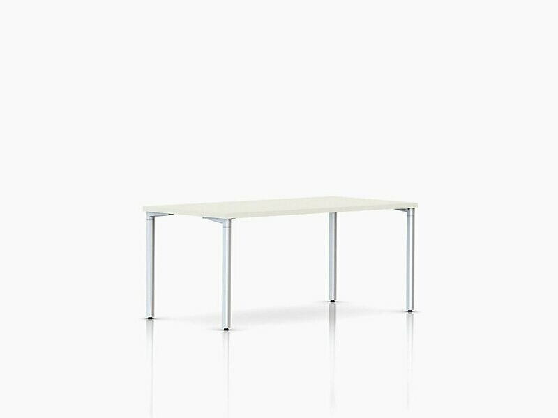 Herman Miller Everywhere™ Table Rectangular - Power Integration