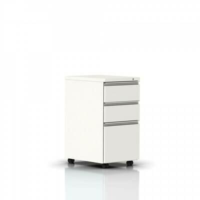 Herman Miller Tu® W-Pull Mobile Pedestal