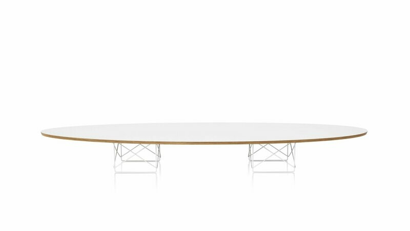 Herman Miller Eames® Wire Base Elliptical Table