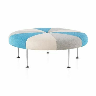 Herman Miller Girard™ Color Wheel Ottoman