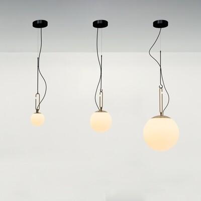 Artemide NH Single Suspension Lamp