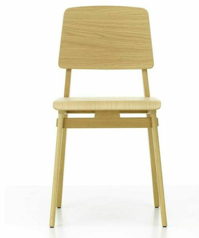 Vitra Chaise Tout Bois