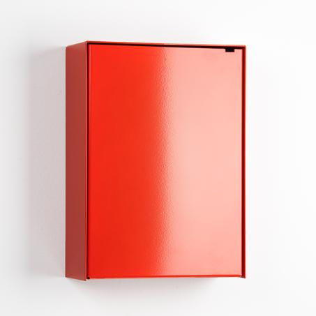 LIXHT Mailbox Orange