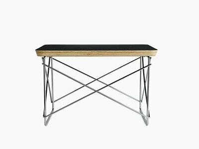 Herman Miller® Eames® Wire Base Low Table Laminate Top