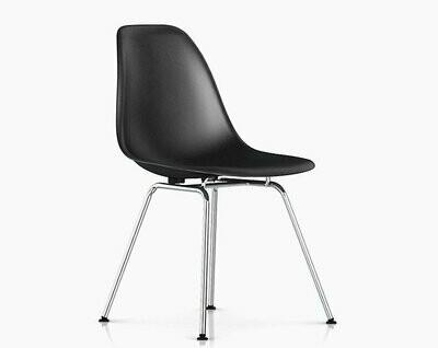 Herman Miller® Eames®  Molded Fiberglass Side Chair, 4-Leg Base