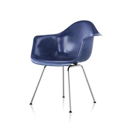 Herman Miller® Eames® Molded Fiberglass Armchair 4-Leg Base