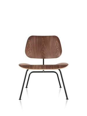 Herman Miller® Eames® Molded  Plywood Lounge Chair Metal Base