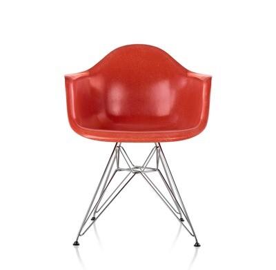 Herman Miller® Eames® Fiberglass Armchair Wire Base