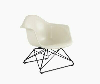 Herman Miller® Eames® Low Wire Base, Arm Shell Fiberglass