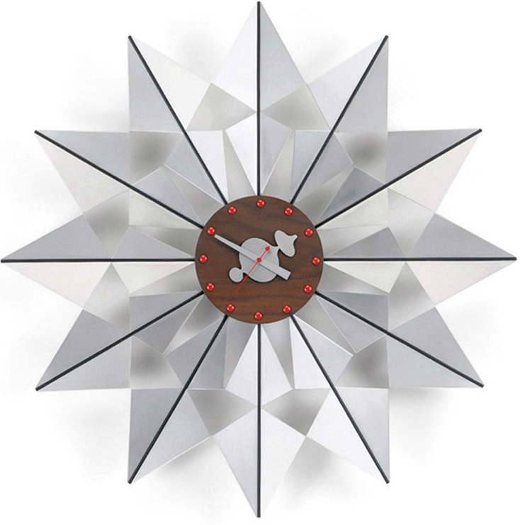 Vitra Flock of Butterflies Clock