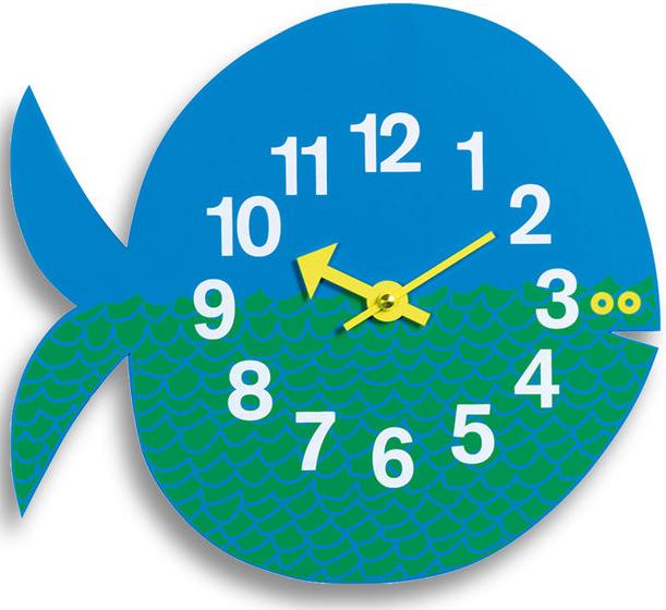 Vitra Fernando the Fish Clock