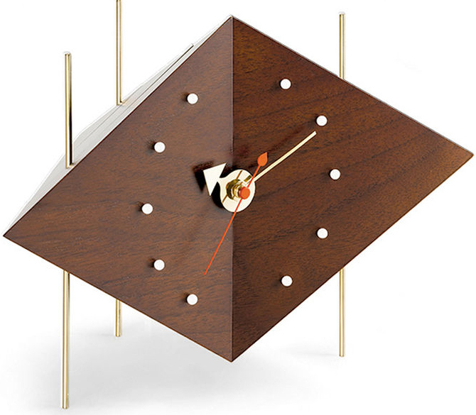 Vitra Diamond Clock