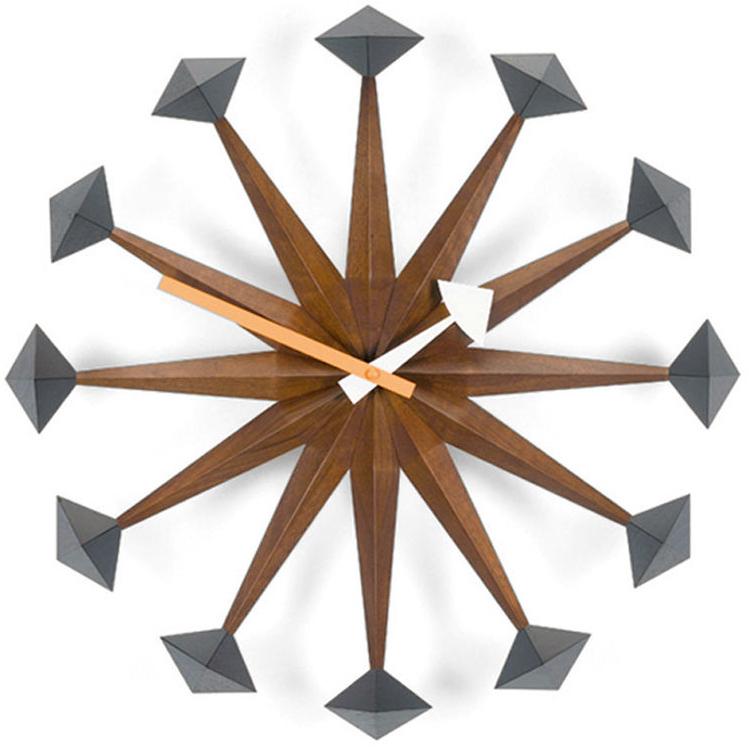 Vitra Polygon Clock