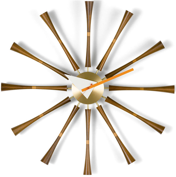 Vitra Spindle Clock