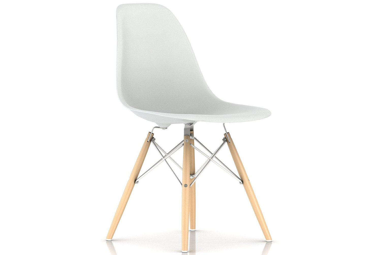 Herman Miller® Eames® Molded Plastic Side Chair Dowel Base
