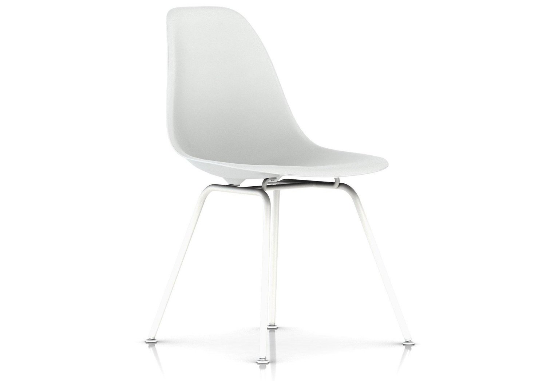 Herman Miller® Eames® Molded Plastic Side Chair 4-Leg Base