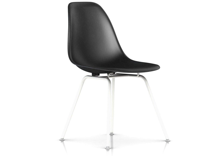 Herman Miller® Eames® Molded Fiberglass Side chair 4-Leg Base
