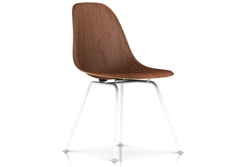 Herman Miller® Eames® Molded Wood Side Chair 4-Leg Base