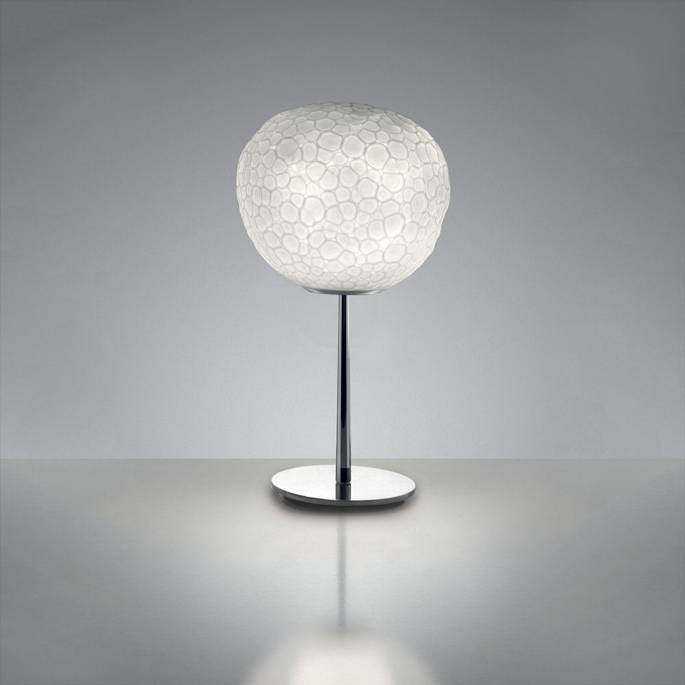 Artemide Meteorite w/Stem Table Lamp