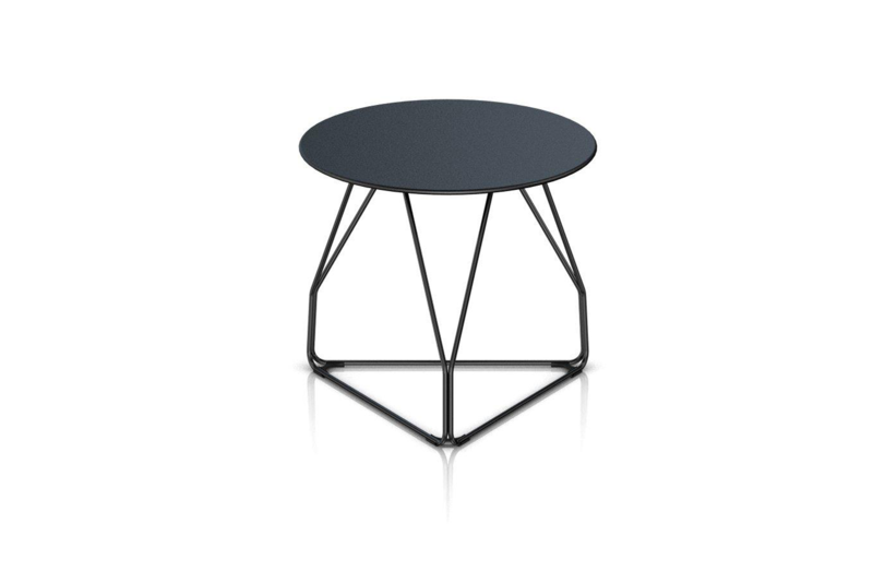 Herman Miller® Polygon Wire Table Round