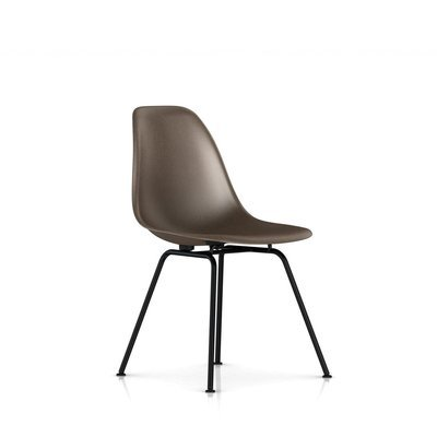 Herman Miller® Eames® Molded Fiberglass Side chair 4-Leg Base