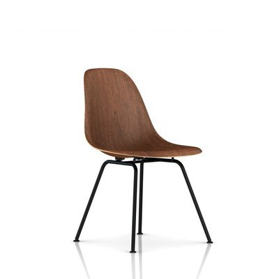 Herman Miller® Eames® Molded Wood Side Chair 4-Leg Base